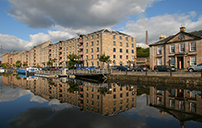 Forth & Clyde Canal -  Glasgow