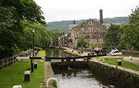 Hebden Bridge - Yorkshire
