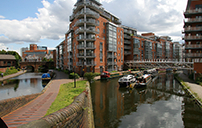 Two Canals - Birmingham