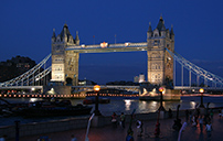 Tower Bridge - River Thames London