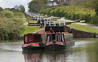 Devizes Locks - Kennet & Avon Canal