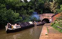 Blisworth Tunnel - Grand Union Canal