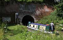 Bruce Tunnel - Kennet and Avon Canal
