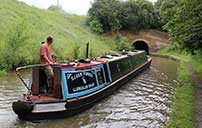 Braunston Tunnel - Grand Union Canal